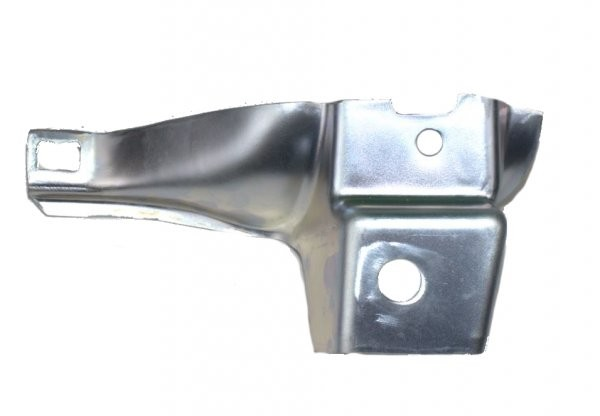 Bumper bracket repair plate (for Mercedes 190)