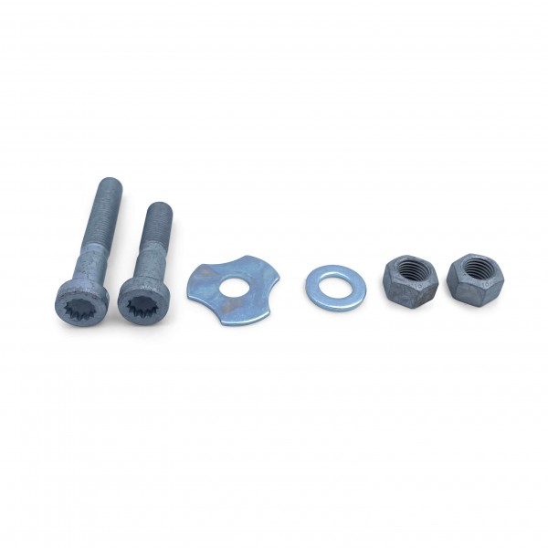 Mounting kit handlebar front (for Mercedes W124, 190, W202, W210 etc.)