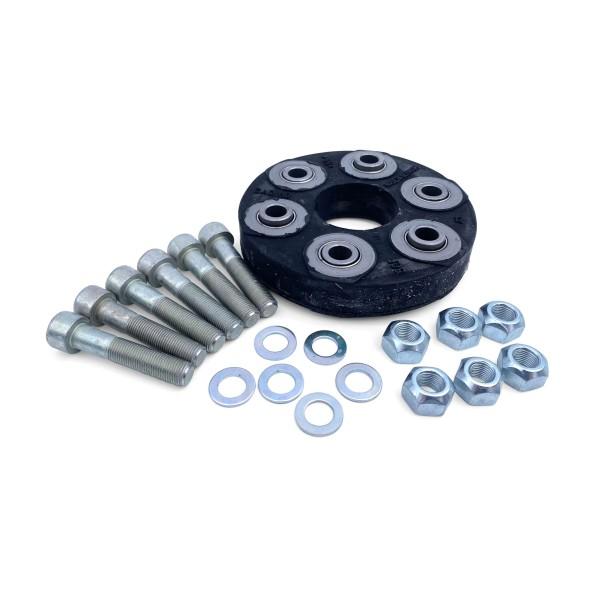 Joint longitudinal shaft / rag joint (for Mercedes W124, 190, W210 etc.)