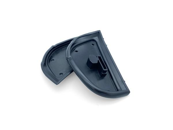 Outside mirror rubber gasket set (for Mercedes C-Class W202, E-Class W210)