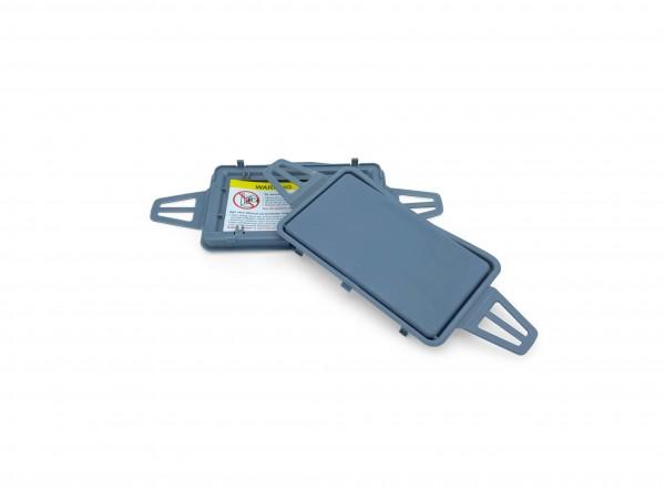 Sun visor mirror flap repair kit (For Mercedes E-Class W210/W211)