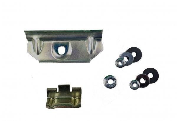 Battery holder set (for Mercedes W124, 190)