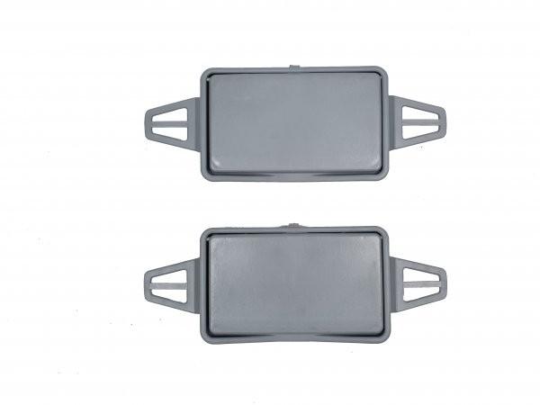 Sonnenblende Spiegelklappe Reparatursatz (Für Mercedes E-Klasse W210/W211)