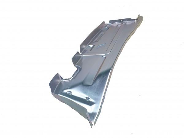 Underbody / rear floor repair sheet metal (for Mercedes W124)